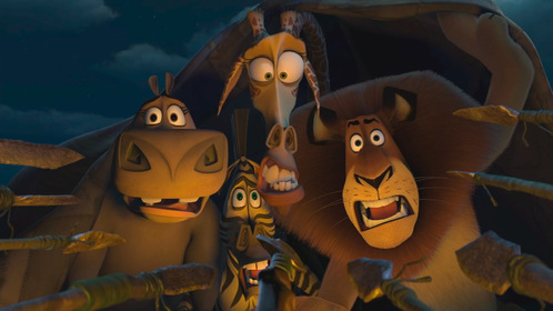 «Веселого Мадагаскару» — кадри