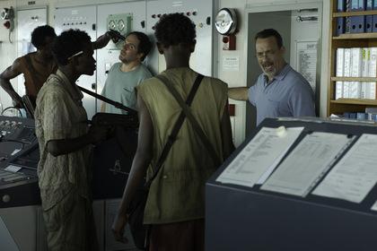 «Капітан Філліпс» — кадри