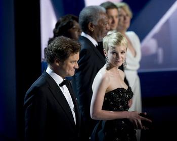 «82-я церемония вручения премии «Оскар»» — кадри