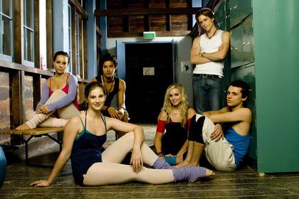 «Академія танцю» — кадри
