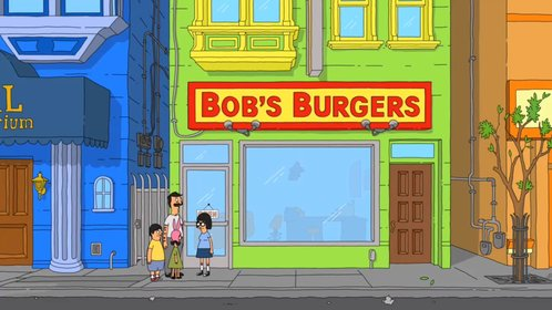«Закусочна Боба» — кадри