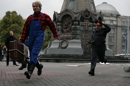 «Наша Russia: Яйца судьбы» — кадры