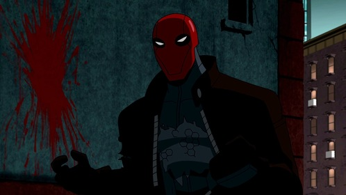 «Бетмен: Під червоною маскою» — кадри