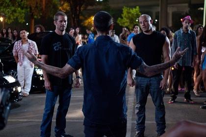 «Форсаж 5: Пограбування в Ріо» — кадри