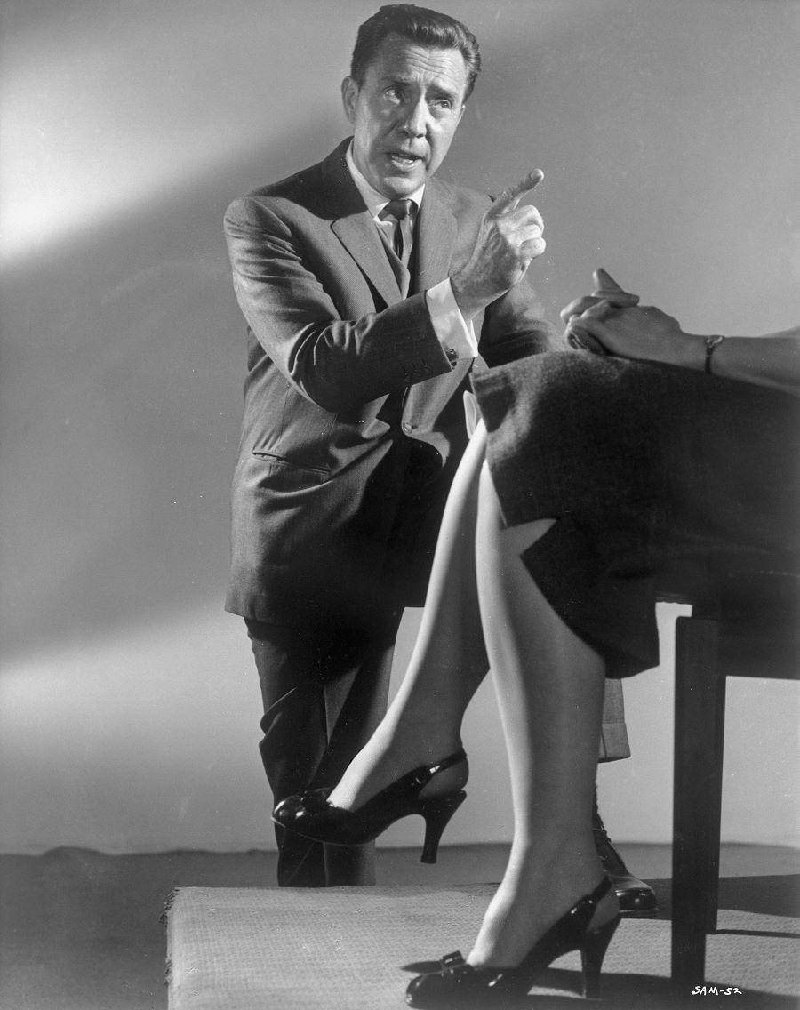 Серіал «Сем Бенедікт» (1962 – 1963): Едмонд О'брайен 900x1136