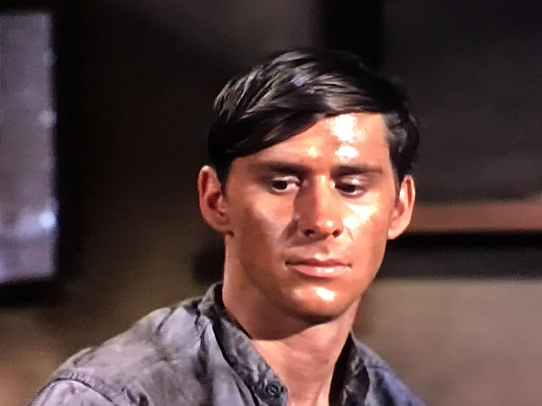 Серіал «Виргинец» (1962 – 1971): Берт Бринкерхофф 1 сезон, 11 епізод — «The Devil's Children» 1500x1125