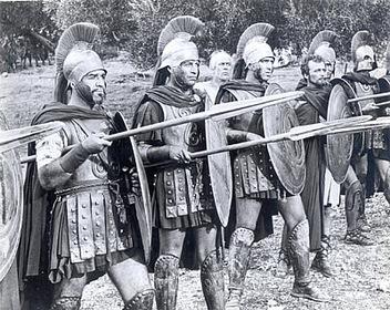 «300 спартанців» — кадри