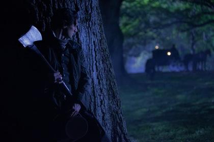 «Президент Линкольн: Охотник на вампиров» — кадры