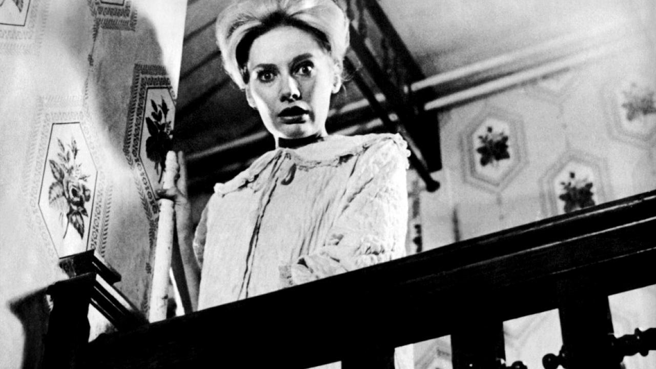 Фільм «Карнавал душ» (1962): Кендес Хіллігосс 1280x720