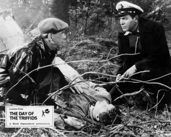 «День триффідів» — кадри