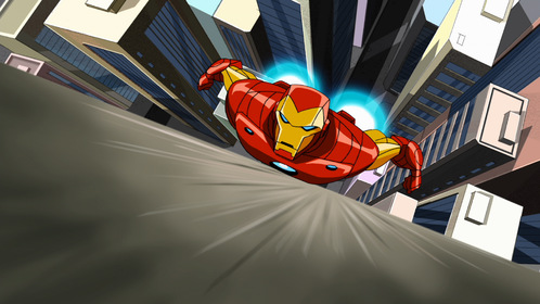 «Мстители: Величайшие герои Земли» — кадры