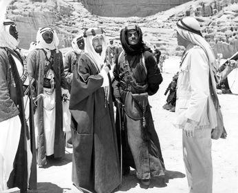 «Лоуренс Аравийский» — кадры