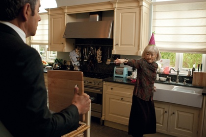 «Агент Джонні Інгліш: Перезапуск» — кадри