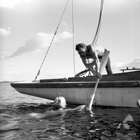 «Ніж у воді» — кадри