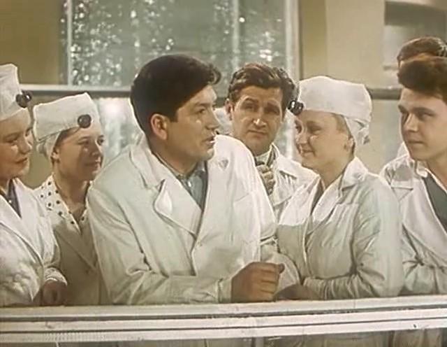 Фильм «Семь нянек» (1962): Валентин Зубков, Валентин Буров 640x496