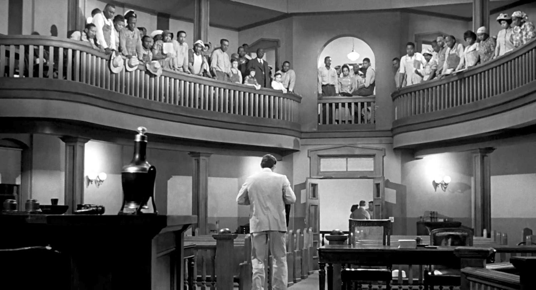 Фильм «Убить пересмешника» (1962): Джон Меджна, Билл Уолкер, Грегори Пек, Мэри Бэдам, Филлип Элфорд 1500x813