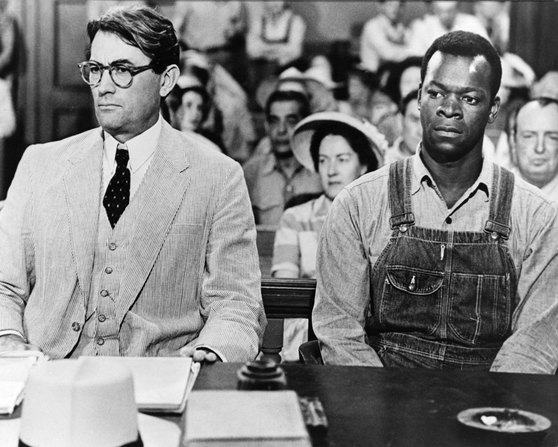 Фильм «Убить пересмешника» (1962): Грегори Пек, Брок Питерс 1500x1200