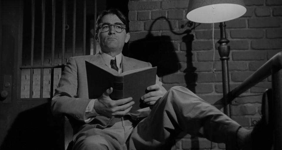 Фильм «Убить пересмешника» (1962): Грегори Пек 960x511
