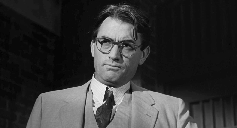 Фильм «Убить пересмешника» (1962): Грегори Пек 1500x813