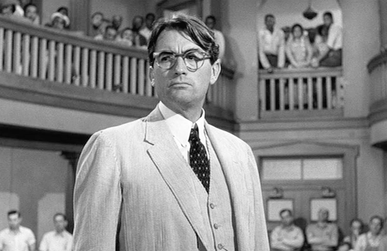 Фильм «Убить пересмешника» (1962): Грегори Пек 1500x975
