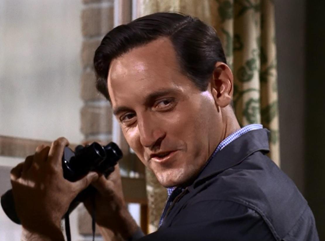 Серіал «Беглец» (1963 – 1967): Ноам Питлик 4 сезон, 13 епізод — «The Blessings of Liberty» 1111x823