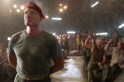 «Универсальный солдат 4» — кадры
