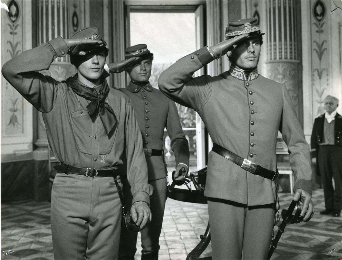 Фильм «Леопард» (1963): Ален Делон, Теренс Хилл, Джулиано Джемма 1183x900