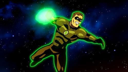 «Зелений ліхтар: Смарагдові лицарі» — кадри