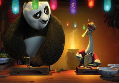 «Панда Кунг-фу: Свято» — кадри