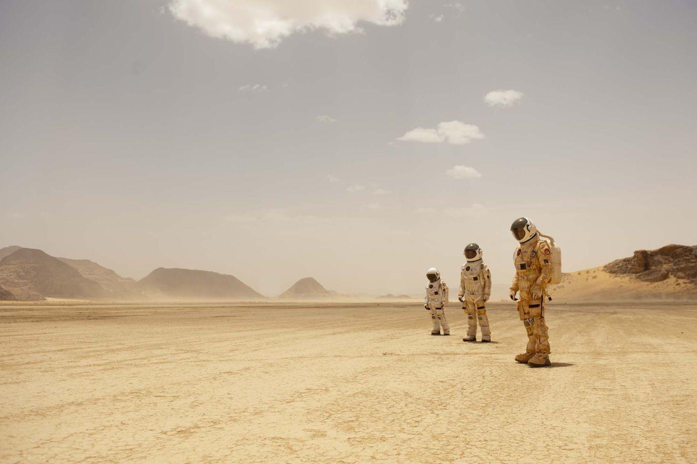 Фильм «Последние дни на Марсе» (2013): 1400x932