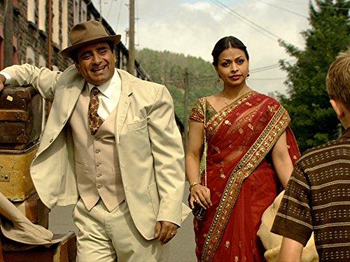 Сериал «Индийский доктор» (2010 – 2013): Санджив Бхаскар, Айеша Дхаркер 500x375