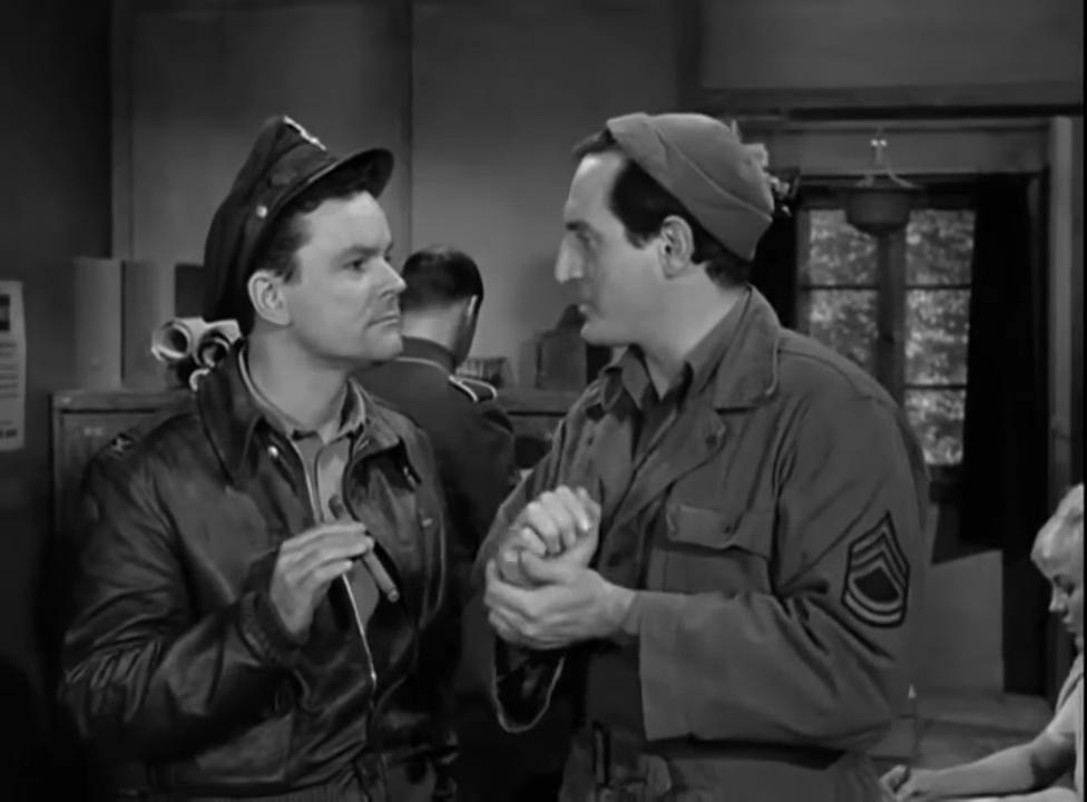 Серіал «Герої Гоґана» (1965 – 1971): Боб Крейн, Ноам Питлик, Синтія Лінн 1 сезон, 1 епізод — «The Informer» 976x720