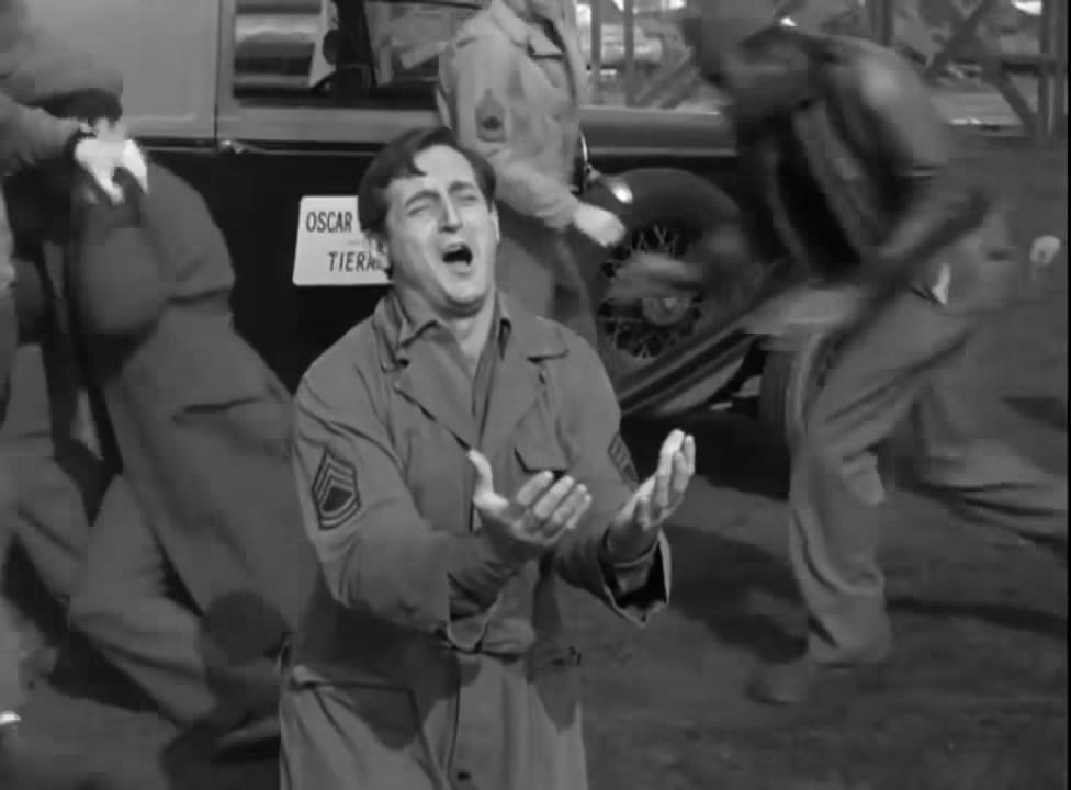 Серіал «Герої Гоґана» (1965 – 1971): Ноам Питлик 1 сезон, 1 епізод — «The Informer» 976x720