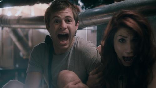 «Дуже паранормальне кіно» — кадри