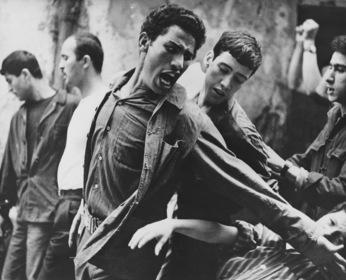 «Битва за Алжир» — кадри