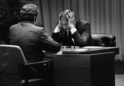 «Боббі Фішер проти всього світу» — кадри