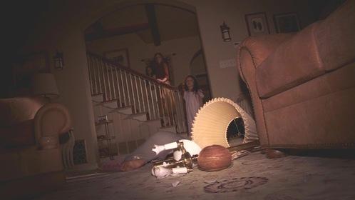 «Паранормальне явище 3» — кадри