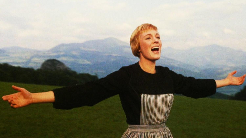 Фильм «Звуки музыки» (1965): Джули Эндрюс 1500x844