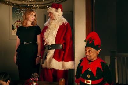 «Плохой Санта 2» — кадры