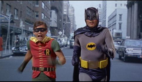 «Бетмен» — кадри