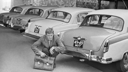«Берегись автомобиля» — кадры