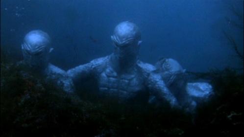 «Ужас на морском дне» — кадры