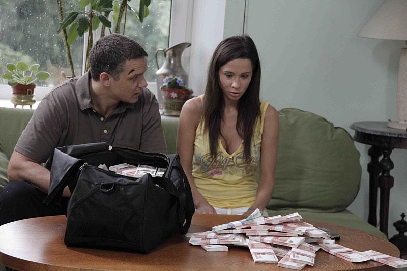 Фільм «Человек ниоткуда» (2010): Евгения Морозова 800x533
