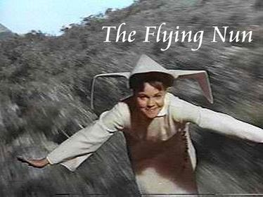 «Летающая монахиня» — кадры