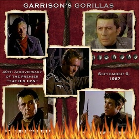 «Гориллы Гаррисона» — кадри