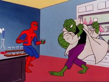 «Людина павук» — кадри