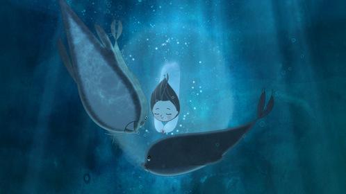 «Пісня моря» — кадри