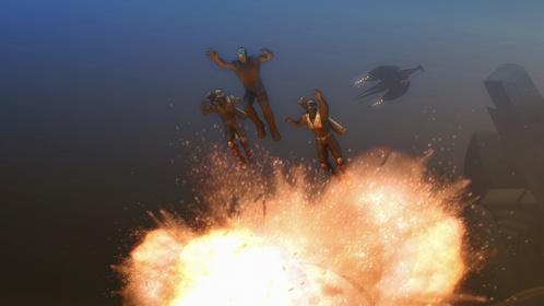 «Звездные воины: Путь сквозь Вселенную» — кадри