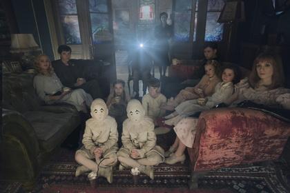 «Дом странных детей Мисс Перегрин» — кадры