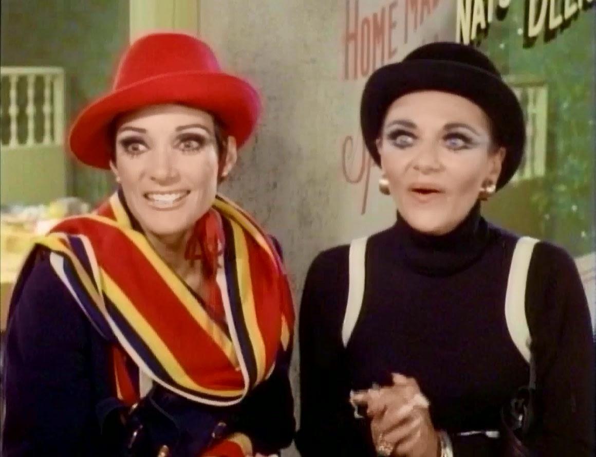 Серіал «Шоу Дорис Дэй» (1968 – 1973): Гейл Стівенс, Арлин Генсон 1160x889